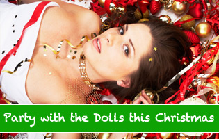 Christmas Parties at Rhode Island Dolls