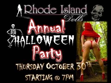Halloween Party Rhode Island Dolls