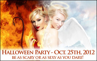 Halloween Party at RI Dolls (Oct. 25th)