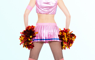 Rhode Island Dolls Fantasy Cheerleader