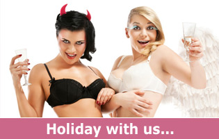 RI Dolls - Holiday with us