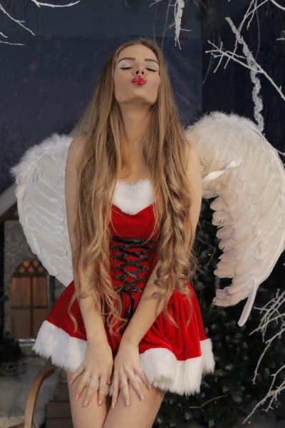 Sexy Santa Fantasy