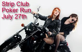 Rhode Island Strip Club Poker Run