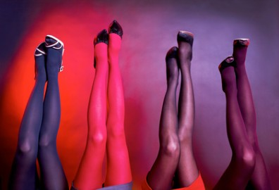 RI Dolls Dancers Legs