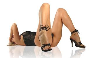 Exotic Dancer Shoes - Rhode Island